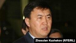 Қайрат Сатыбалды. Астана, 7 қазан 2010 жыл.
