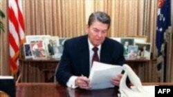 Рональд Рейган стал президентом в 70 лет