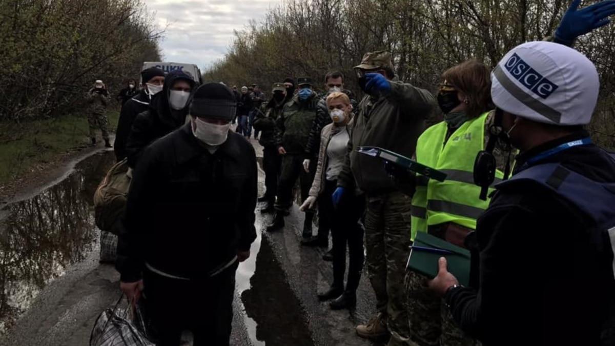 ЕС приветствовал обмен обмен удерживаемыми лицами на Донбассе