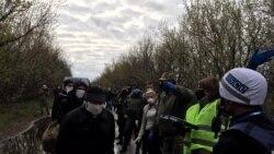 Nou schimb de prizonieri între Kiev şi separatişti