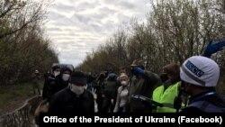 На Донбасі відбувся обмін утримуваними особаим, 16 квітня 2020 року
