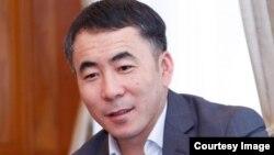 Мээрбек Мискенбаев (Сүрөт депутаттын Фейсбуктагы баракчасынан алынды)