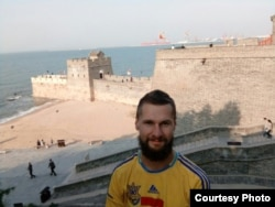 Китайская стена. Фото из личного архива Виталия Серба