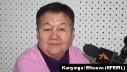 Айнура Арзыматова.