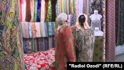 """На рынке """"Корвон"""". Душанбе"""