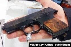 Беларускі пісталет ПСН-В