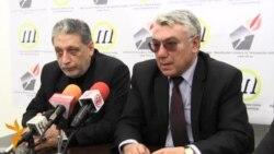 Eldar Namazov: «EL hərəkatı kabinet partiyası deyil»