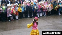 Чаллының 2нче татар гимназиясендә Белем көне