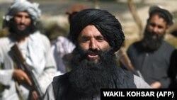 """""""Талибан"""" кыймылынын кол башчыларынын бири."""