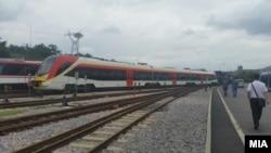 Патнички воз на МЖ Транспорт.