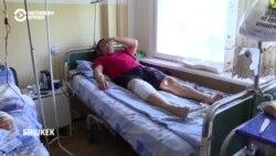 Как в Кыргызстане помогают пострадавшим в ходе приграничного конфликта