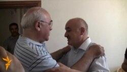 Arif Hacılı azadlıqda...