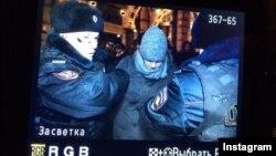 Затримання Олексія Навального біля Манежної площі, ілюстраційне фото