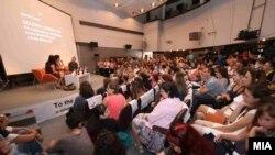 Меѓународен фестивал на филмска камера Браќа Манаки во Битола.