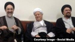 محمد خاتمی، اکبر هاشمی رفسنجانی، و حسن خمینی، قرار است محور اتحاد اصلاحطلبان باشند