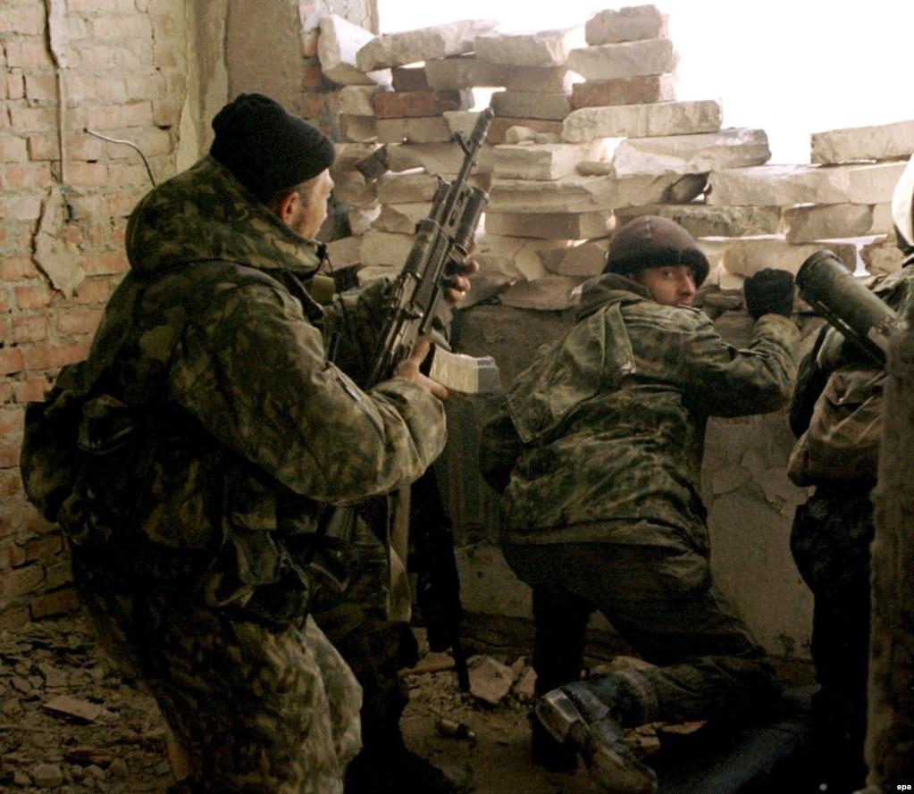 Ресейдің әскери күштері. 2000 жылдың басы.