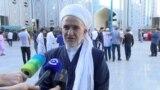 Сайидмукаррам Абдулқодирзода, муфтии Тоҷикистон