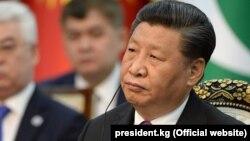 شی جین پینگ رئیس جمهور چین
