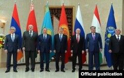 KTMT-nın Bişkek sammiti. 15 aprel 2017