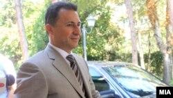 Премиерот Никола Груевски присуствуваше на седница на ад хок Комисијата за расчистување на настаните од 24 декември.