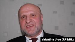 Ambasadorul Ion Stavilă
