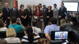 Архивска фотографија - Прес-конференција на Специјалното јавно обвинителство