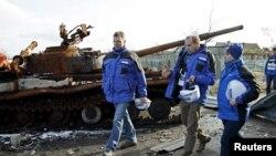 Представники ОБСЄ, архівне фото