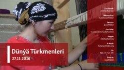 "Täjigistanly türkmenler ""habarlaşyp durulmagyny"" isleýär"