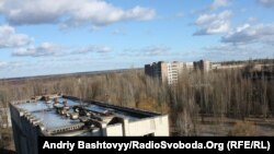 Pripyat: A Ghost Town In The Chornobyl Fall-Out Zone