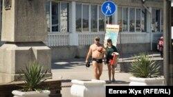 Жара в Севастополе, архивное иллюстрационное фото