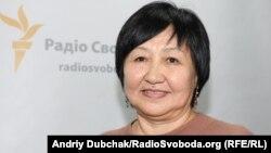 Төлекан Исмаилова, қырғызстандық құқық қорғаушы.