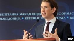 Лидерот на ОВП, Себастијан Курц