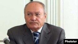 Генеральный прокурор Армении Агван Овсепян (архивная фотография)