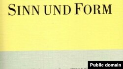Coperta ultimului număr al publicației germane