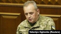 Начальник Генерального штаба Вооруженных сил Украины Виктор Муженко