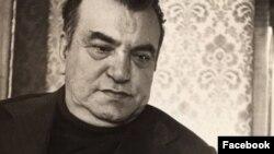 Кинорежиссер Борис Кимягаров.