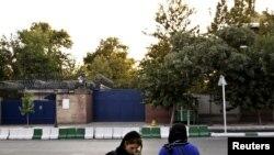 Tehranda Britaniya səfirliyi
