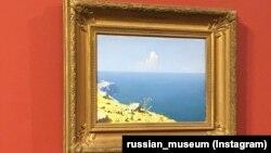 Выставка картин Куинджи, Русский музей, Санкт-Петербург