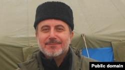Crimean Tatar leader Lenur Islyamov