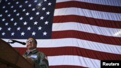 U.S. Defense Secretary Leon Panetta (file photo)