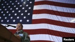 U.S. Defense Secretary Leon Panetta (file photo)