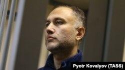 Бывший вице-губернатор Петербурга Марат Оганесян