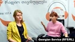 ელიკო ბენდელიანი, მარინა ელბაქიძე