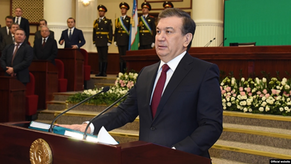 How much has Shavkat Mirzyaev changed Uzbekistan?