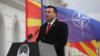 Знамето на НАТО пред владата е повеќе од симболика