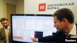 Moskovska berza
