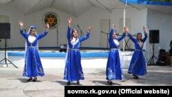 Празднование Хыдырлеза в Советском районе