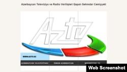 AzTV (website screenshot)