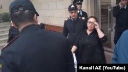 Шафаг Агабалаева