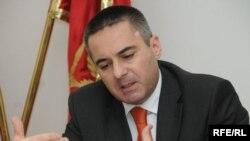 Veselin Veljović, direktor Uprave policije Crne Gore, arhivska fotografija, foto: Savo Prelević